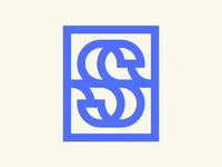 S + Waves Ambigram - Final Color