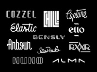 Logotype Collection Nº1