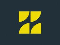 Geometric Z Lettermark