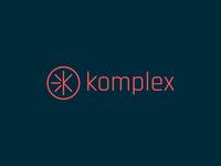 Work In Progress - komplex Logo Design