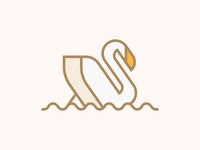 Swan Logo Concept