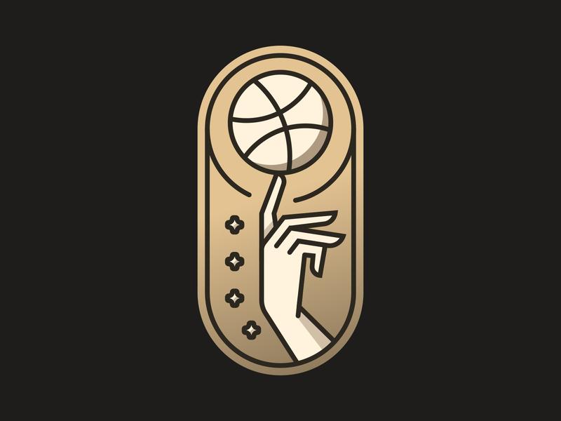 I've got some Dribbble Invites 😏 shadows star gold minimalist type typography ui icon illustration sticker hand basketball dirbbble identity branding badge logo draft dribbble invites
