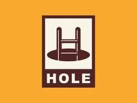Hole dribbble 1