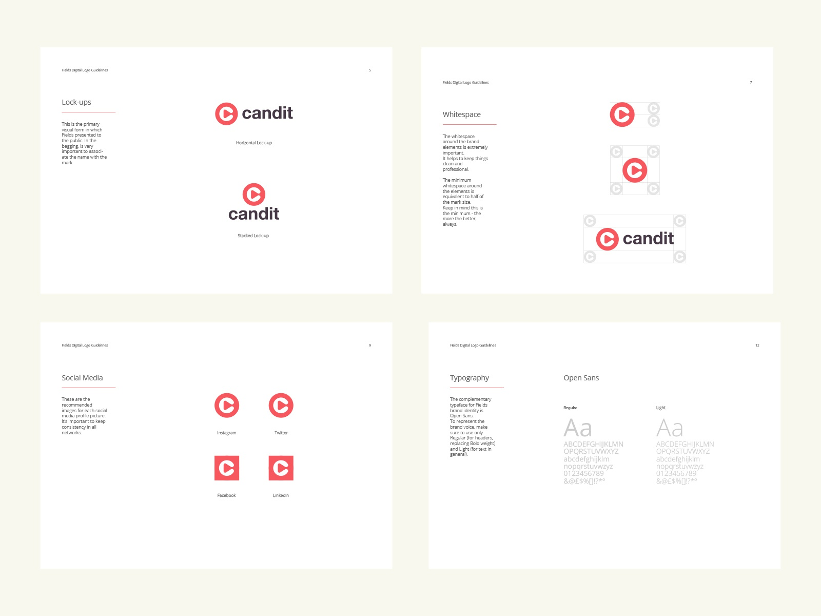 Candit guidelines dribbble