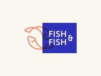 Fish&Fish Brand Identity Design