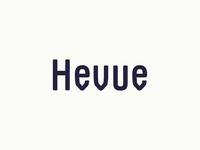 Hevue Final Brand Identity Design