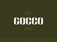 Gocco Coffee House Brand Identity