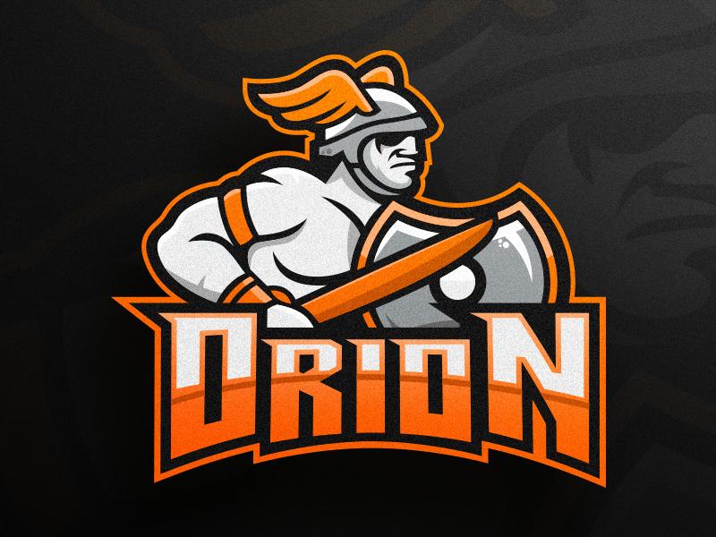 orion sport logo final by mason dickson dribbble