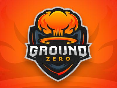 Ground Zero Logo Design