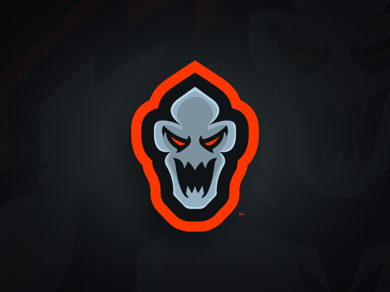 Préférence Wrecking Gaming Secondary Logo - Mascot Logo Design by Mason  JC24