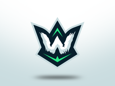 Bien connu Wedge Gaming Logo Design by Mason Dickson - Dribbble OL44