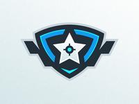 FPS Star Logo Design