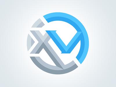 Xtrovert Esports Logo Design type letter mascot identity branding design sports gaming logo esports xtrovert xv