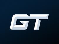 GT Logo Design