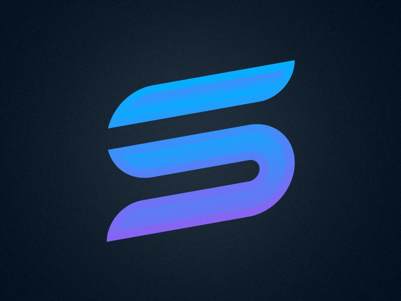 Simp letter s logo by mason dickson dribbble thecheapjerseys Choice Image