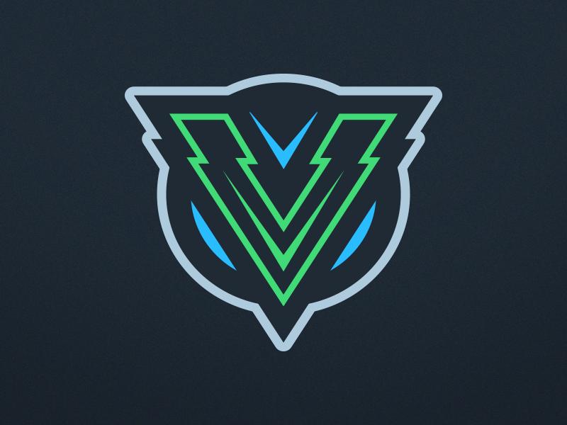 Letter V Logo Design By Mason Dickson Dribbble Dribbble