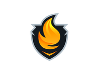 Flame Logo Design - Nightshadow