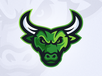 Bull / Taurus - Mascot Logo Design