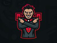 Magician - Mascot Logo Design