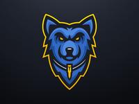 Wolf - Mascot Logo Design