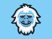 Yeti - Mascot Logo Design