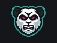 Etma - Panda Mascot Logo Design