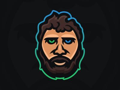 BoringNameHere - Personal Mascot Logo