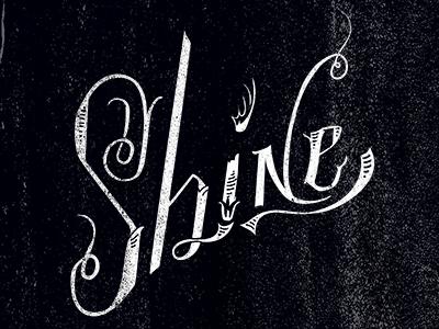 Shine Dribbble