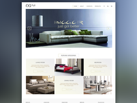 Furniture shoping homepage