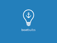 Boat bulbs logo