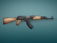 Ak-47 (Kalashnikov)