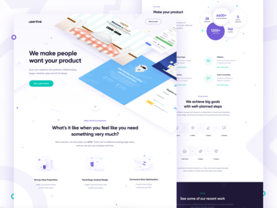Usertive - Creative Conversion Experts
