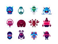 Monsters tubikstudio