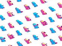 Drako Free Stickers Set