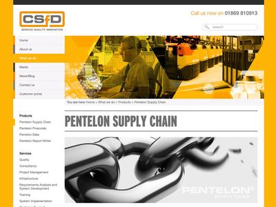 CSfD Website