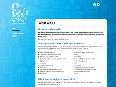 Mtech website