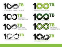 100tb Logo Explorations