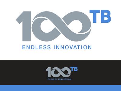 100tb Logo logo