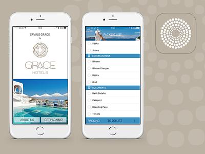 Saving Grace iphone app