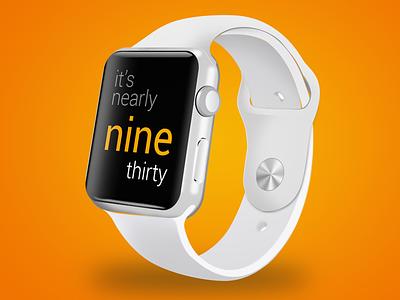 Apple Watch AboutTime 01 apple watch app