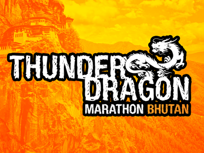Thunder Dragon logo logo