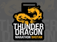 Thunder Dragon Medal