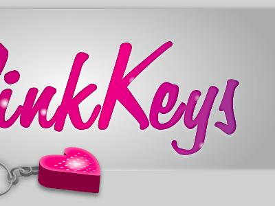 BlinkKeys - Early Stages branding illustrator vector