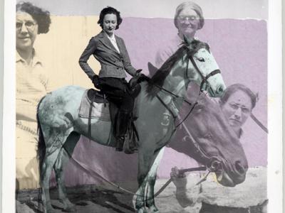 Women & their Horses