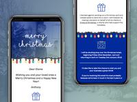 2017 Christmas E-card