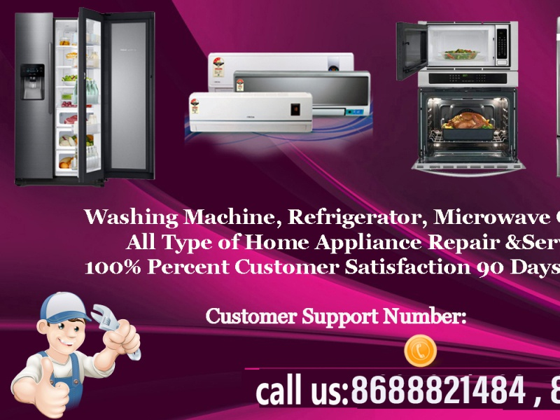 Whirlpool Microwave Oven Service in