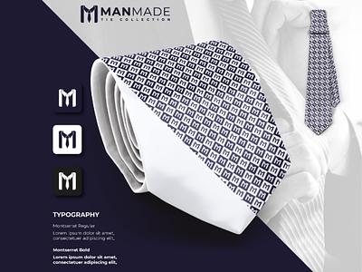 ManMade visual identity logomonogram creativedesign creativeidea graphicdesign visualidentity minimalist awesomelogo branding logo