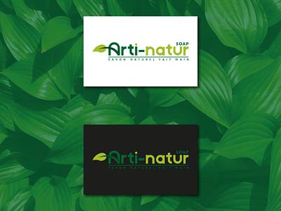 Arti-natur logo creativedesign creativeidea graphicdesign visualidentity minimalist awesomelogo branding logo