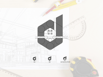 O&D monogram process logomonogram creativedesign creativeidea graphicdesign visualidentity minimalist awesomelogo branding logo