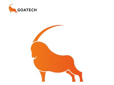 Goat logo goat nature amazing awesomelogo graphic design logo